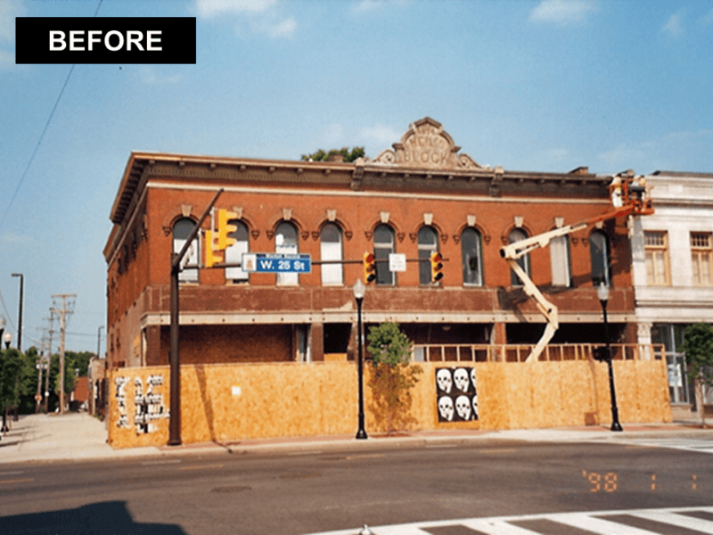 Heil Building Historic Restoration