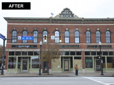 Heil Building Historic Restoration
